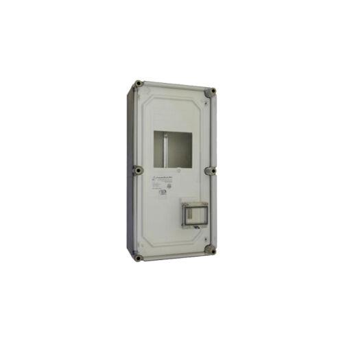 PVT 3060-3Fm 300x600x170 3F fogyasztásmérő óra szekrény