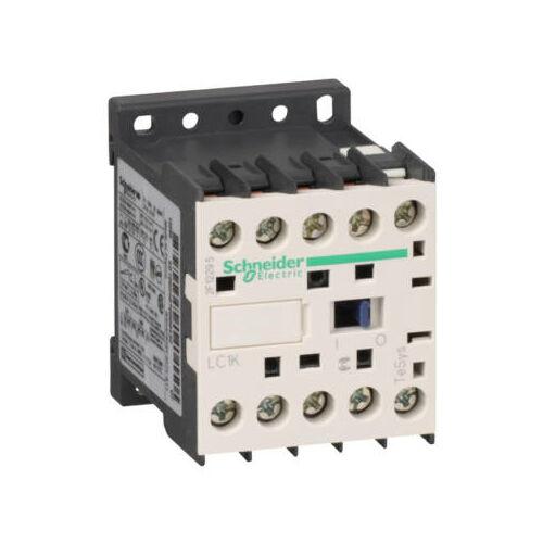Mágneskapcsoló SCHNEIDER ELECTRIC TESYS LC1K1610B7 24 V AC 50/60Hz(7,5kW 1záró)