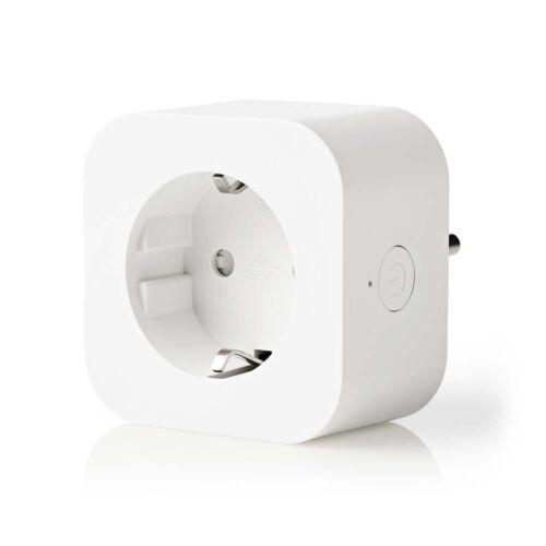 Nedis Wi-Fi-s Okoscsatlakozó | F-típusú Schuko | 10 A WIFIP130FWT