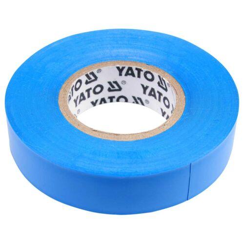 Szigetelő szalag 20m-es kék