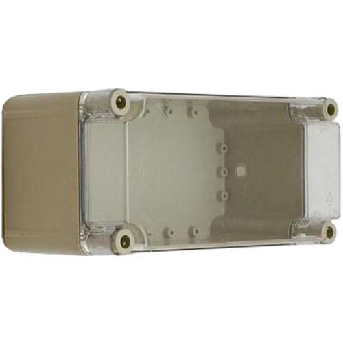 PVT 1530 ÁF 150x300x170 üres szekrény átlátszó fedéllel