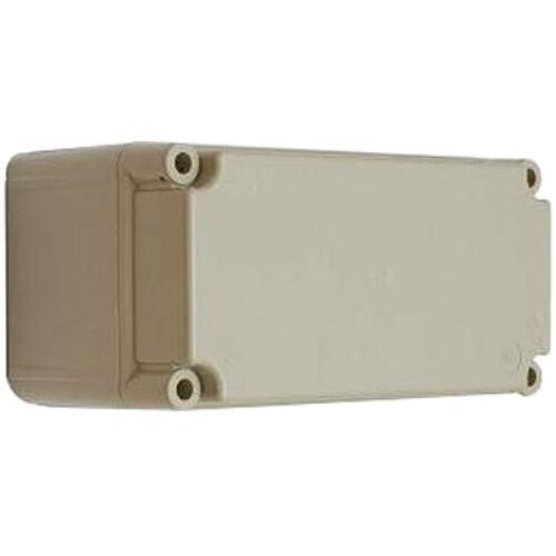 PVT 1530 NÁF 150x300x170 üres szekrény nem átlátszó fedéllel