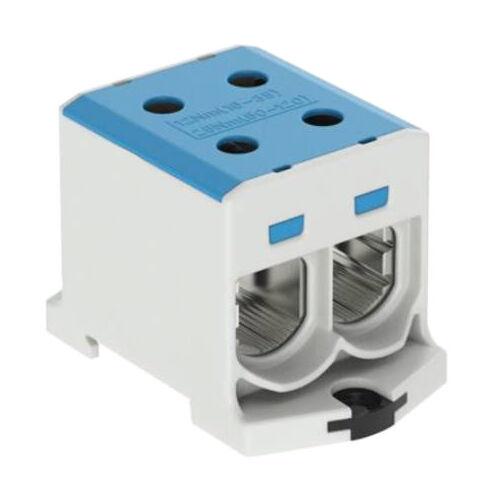Fővezetéki sorkapocs 4P. kék (4x50) HLAK (MAA2050B10)