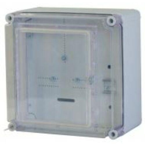 PVT EON 3030 1Fm- AM 300x300x170mm 1F fogyasztásmérő óra szekrény