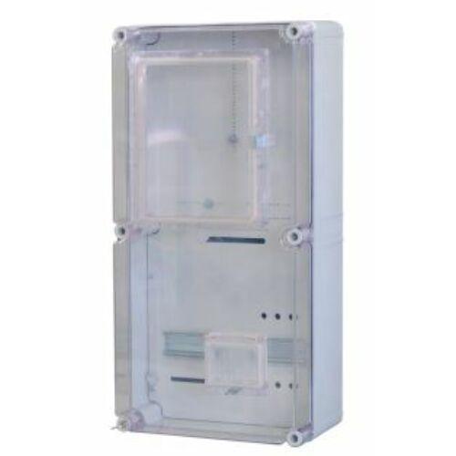 PVT 3060 -3Fm AM EON 300x600x170 3F fogyasztásmérő óra szekrény
