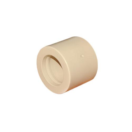 Cseppvízcső idom 3/4* - 1/2* szűkítő karmantyú KB CPVC 4718101 (kondenzvíz)