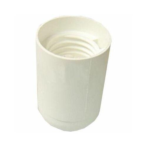 E27 műanyag izzó foglalat (330013)(330014)(40907)