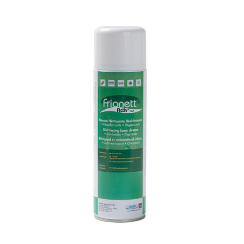 Klímatisztító Frionett ACTIV FOAM (hab) Aeroszol 500 ml