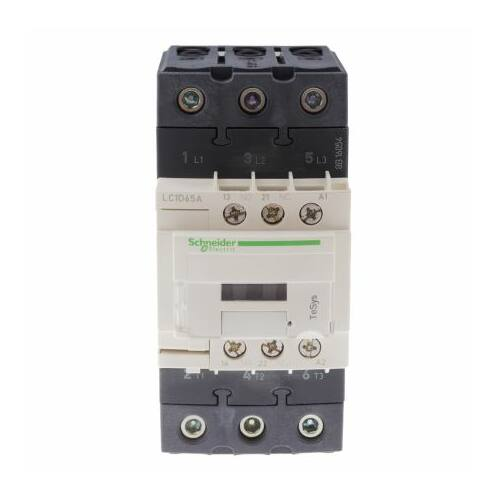 Mágneskapcsoló SCHNEIDER ELECTRIC TESYS LC1D65AP7 230 V AC 50/60Hz (37kW/400V)