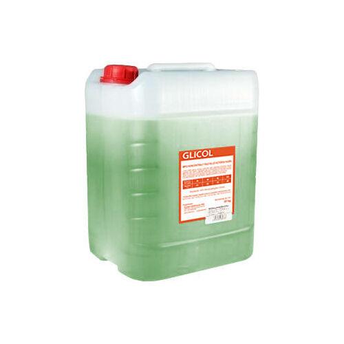 Fagyálló propilénglikol 20 kg élelmiszer ipari zöld (-14°C 3:7 -33°C 1:1 konc./víz)+ball