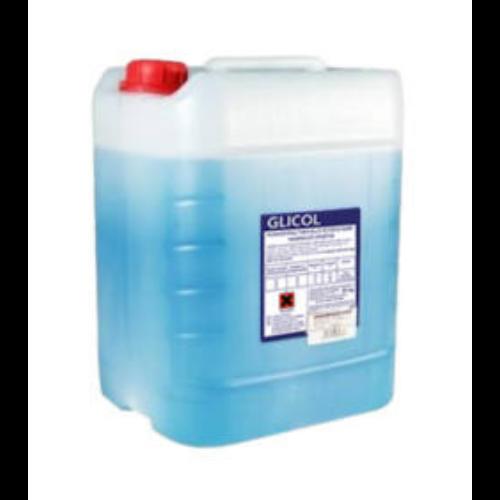 Fagyálló etilénglikol 20 kg nem élelmiszer ipari kék (-13°C 3:7 -33°C 1:1 konc./víz)+ball