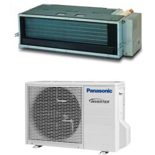 Panasonic KIT-Z25-UD3 2.5 kW mono oldalfali légcsatornázható klíma szett