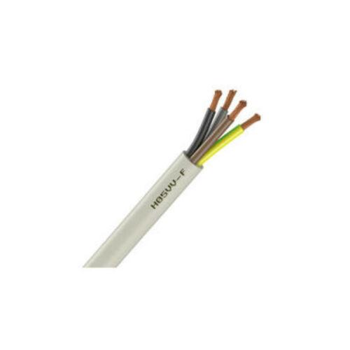 H05VV-F (MT) 4x2,5mm2 kábel