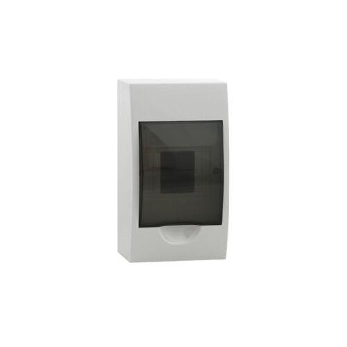 Lakáselosztó 4 modulos falon kívüli (400104)