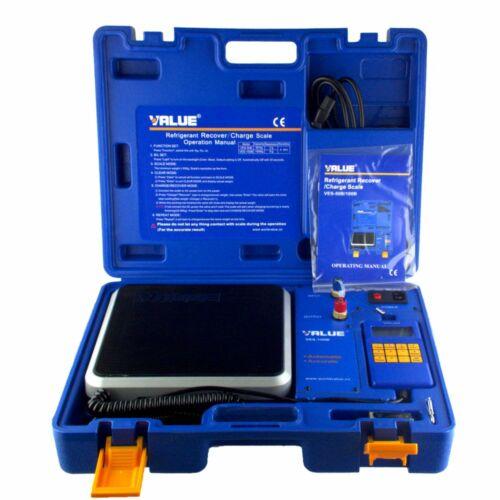 Digitális mérleg VALUE VES-50B szelepes méréshatár:50 kg pontosság:5 g