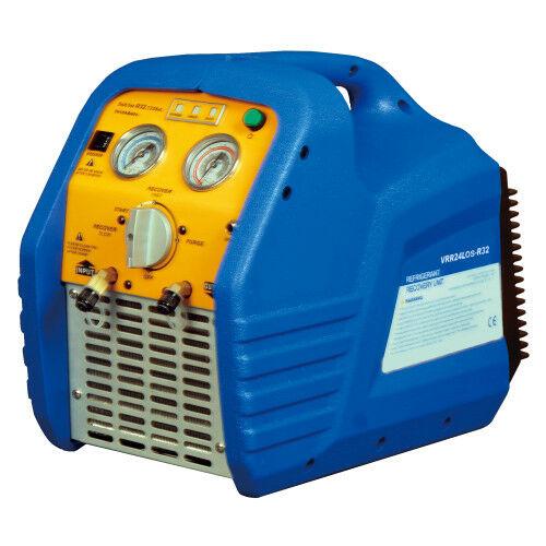 Hűtőközeg lefejtő VALUE VRR-24LOS-R32 olajleválasztóval 30/210/570 kg/óra