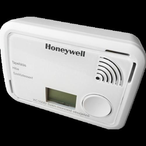 Szén-monoxid (CO) érzékelő - riasztó HONEYWELL XC100D-HU ( 10 év )
