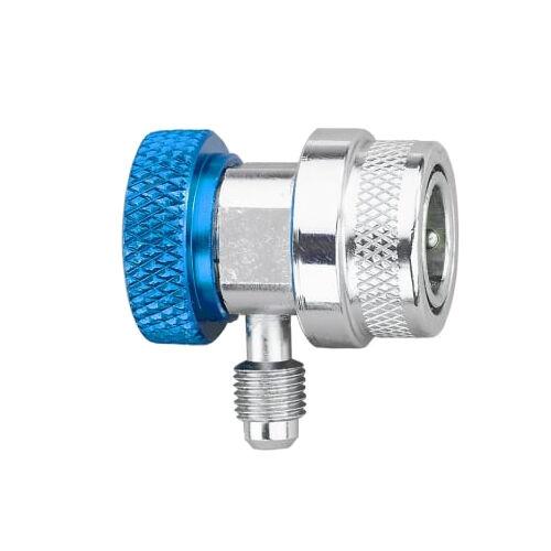Szervízcsap autós hansen csatlakozó REFCO RC01-B (kék) 9884949