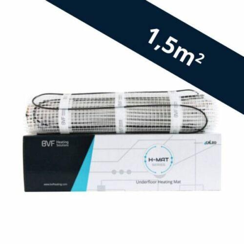 BVF H-MAT fűtőszőnyeg 150 watt/m2 (1,5 m2)