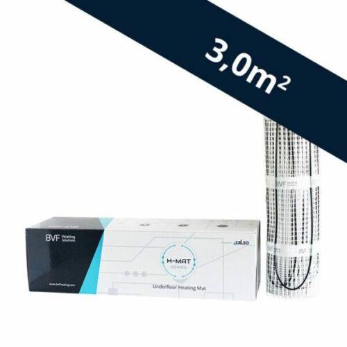 BVF H-MAT fűtőszőnyeg 100 watt/m2 (3,0 m2)