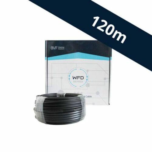 BVF WFD 20W/m fűtőkábel (120 m)