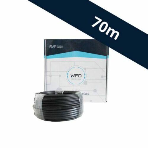 BVF WFD 20W/m fűtőkábel (70 m)