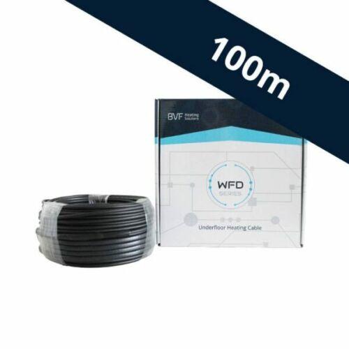 BVF WFD 10W/m fűtőkábel (100 m)