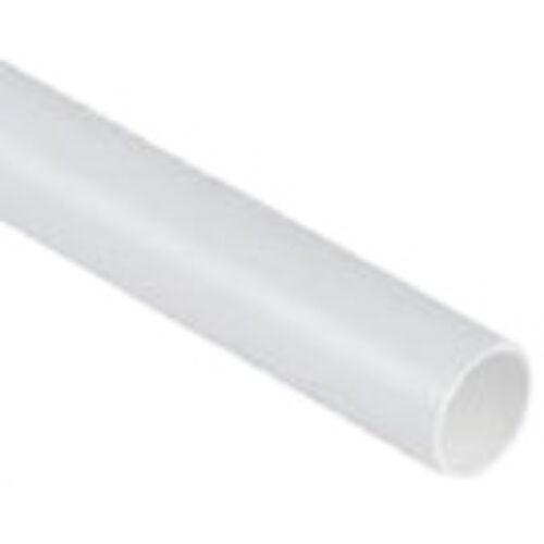 CONTUR20 Cseppvízcső szálas 20mm 2fm/szál fehér (kondenzvíz)
