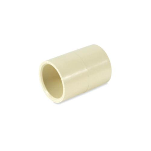 Cseppvízcső idom 1/2* karmantyú BB CPVC (kondenzvíz)