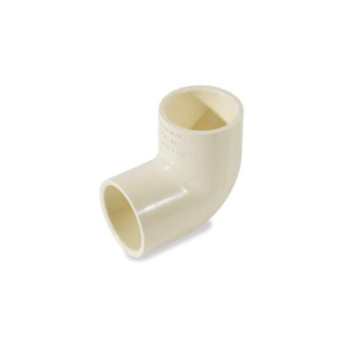 Cseppvízcső idom 3/4* könyök BB CPVC (kondenzvíz)