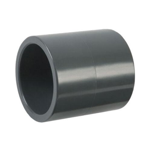 Cseppvízcső karmantyú idom nyomó PVC 25 mm 3/4* (kondenzvíz)