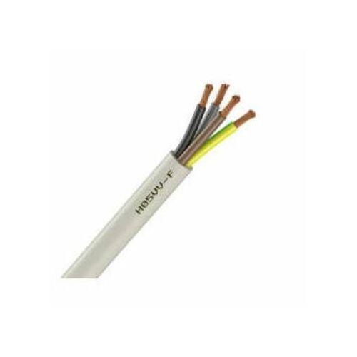 H05VV-F (MT) 4x1,5 mm2 kábel