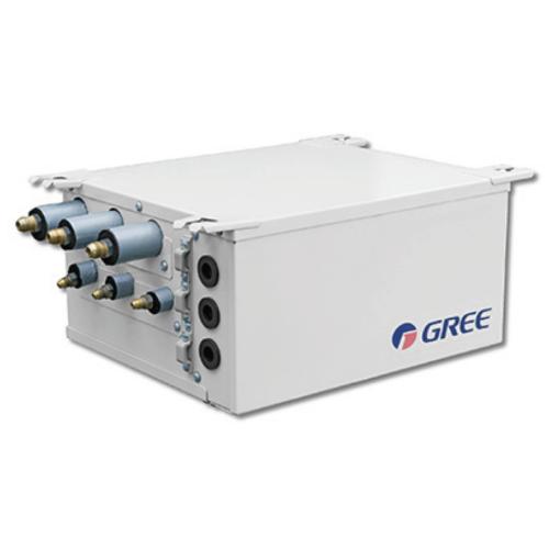 Közegirány váltó doboz 3 csöves rendszerhez GREE NCHS2C