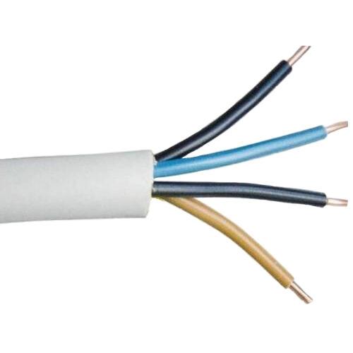 NYM-J (MBCu) 4x2,5 mm2 kábel 300/500V