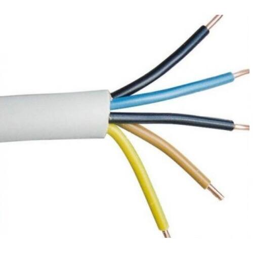 NYM-J (MBCu) 5x1,5 mm2 kábel 300/500V