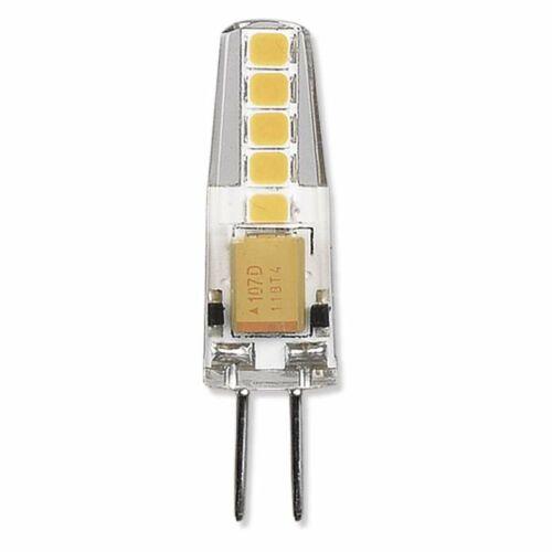 LED spot G4/12V/2W napfény fehér (ZQ8621)