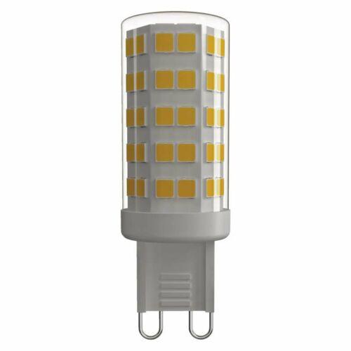 LED G9 SMD 4,5W melegfehér (3000K) (ZQ9540)