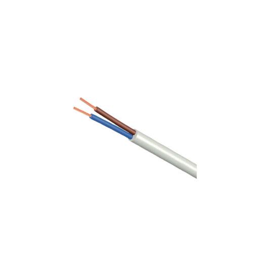 H05VV-F (MT) 2x0,75 mm2 kábel