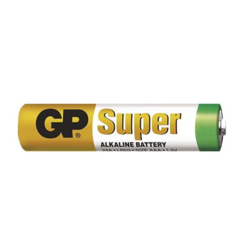 Elem GP SUPER ALKALINE, LR03 1,5V AAA (B1311)