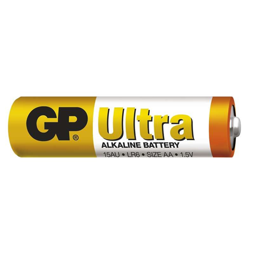 Elem GP ULTRA ALKALINE, LR6 1,5V AA
