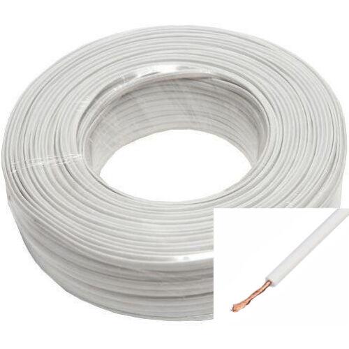 H05V-K (MKH) 1x0,75 mm2 fehér vezeték