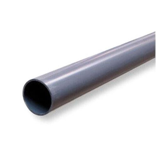 Cseppvízcső merev nyomó PVC 25 mm 3/4* (kondenzvíz) 6m