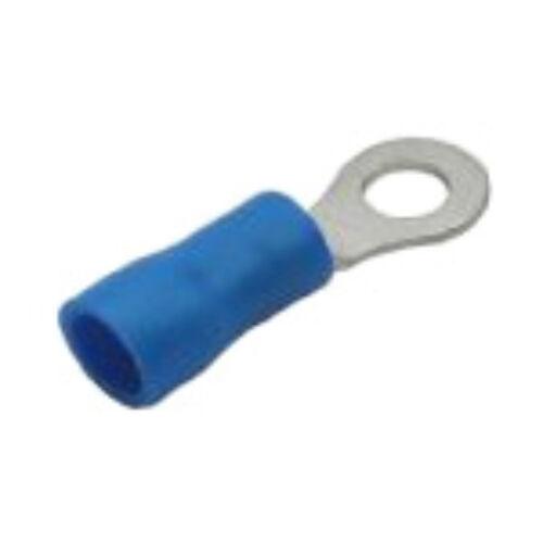 Szemes saru szigetelt kék KSZ4 1,5-2,5 mm2 furat: 4,4 mm