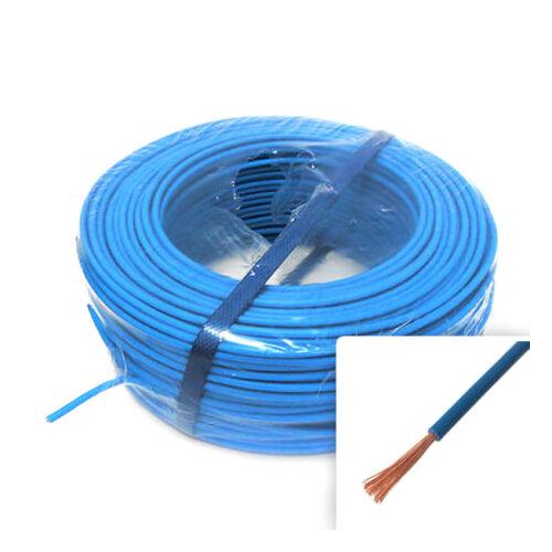 H05V-K (MKH) 1x1 mm2 kék vezeték