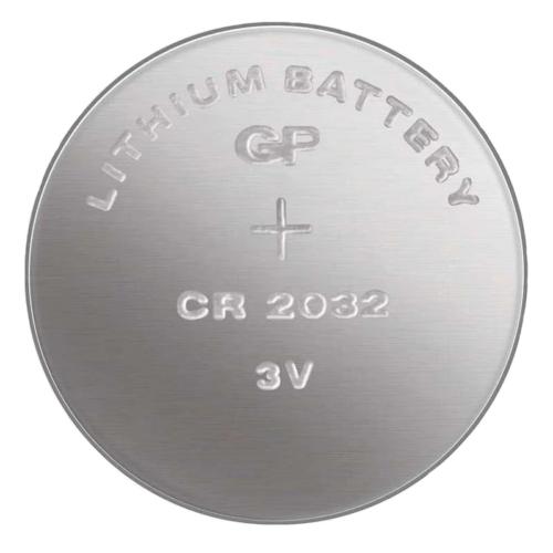 Elem GP gomb Lithium 3 V CR2032-7C2 (1 db gombelem)