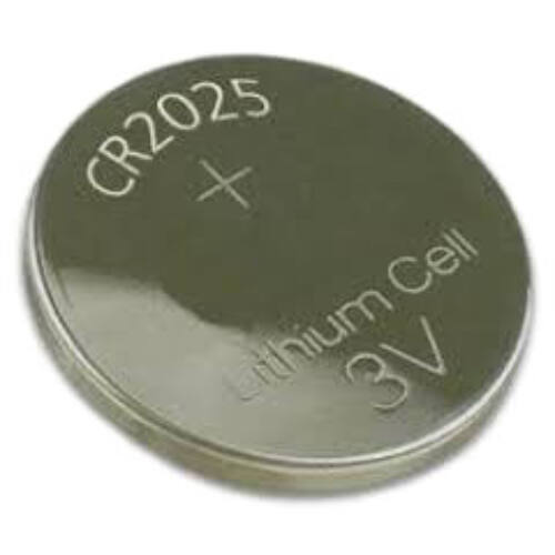 Elem HQ gomb Lithium 3 V CR2025 (1 db gombelem)