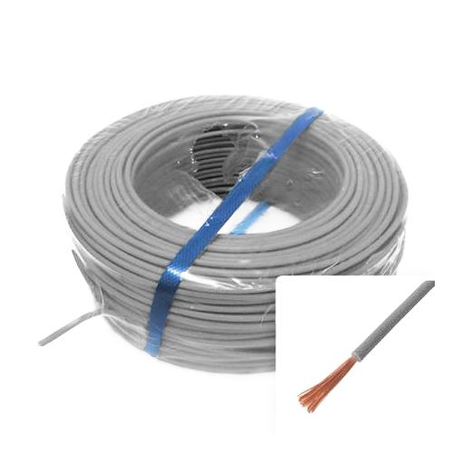 H05V-K (MKH) 1x0,75 mm2 szürke vezeték
