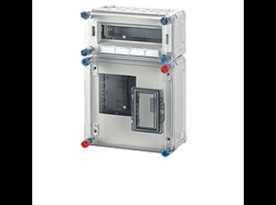 HB1012-E Hensel Basic 1F + elmenő mérőóra szekrény EON