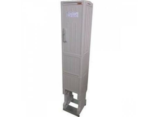 PVT K-L 26x88/25 üres szekrény lábazattal
